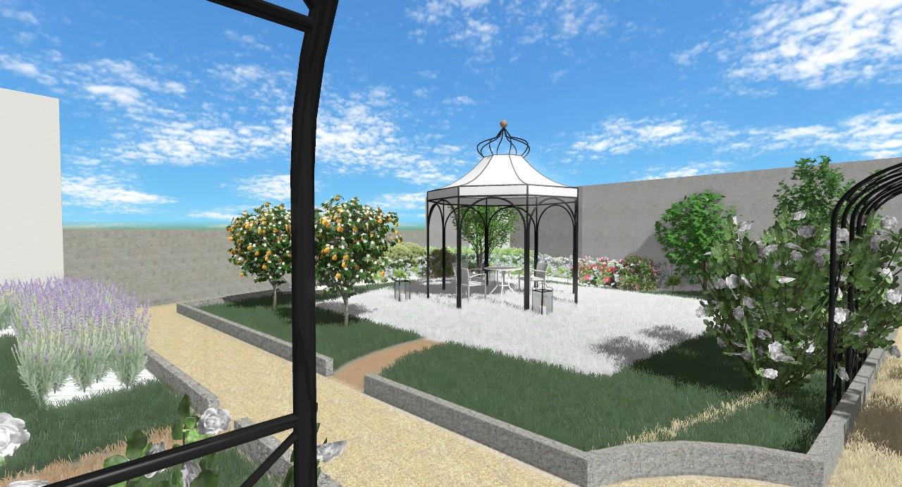 Gazebo da giardino lecce for Arredo giardino vendita on line