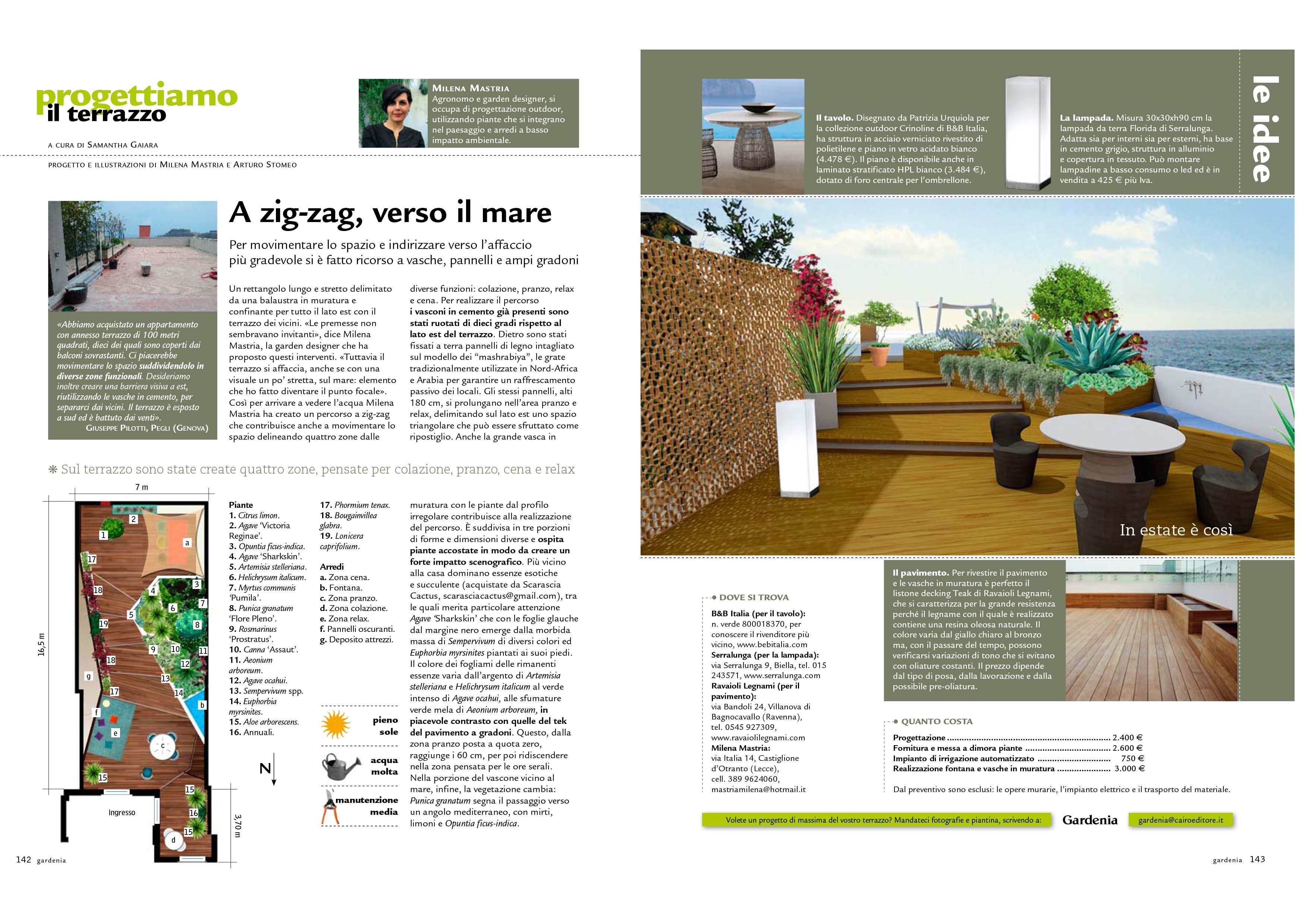 Progettazione Giardini e Terrazzi - CENTROVIVAI garden center