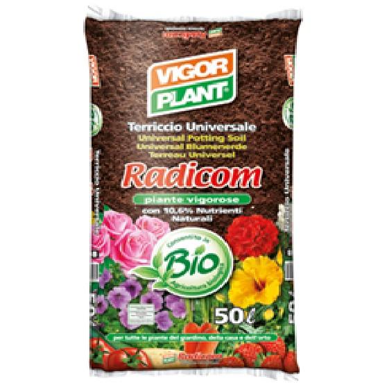 Terriccio radicom vigorplant bio centrovivai garden center - Terriccio fertile ...