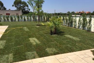 realization gardens lecce