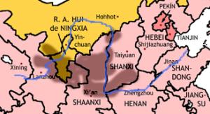 Altopiano del Loss, Cina