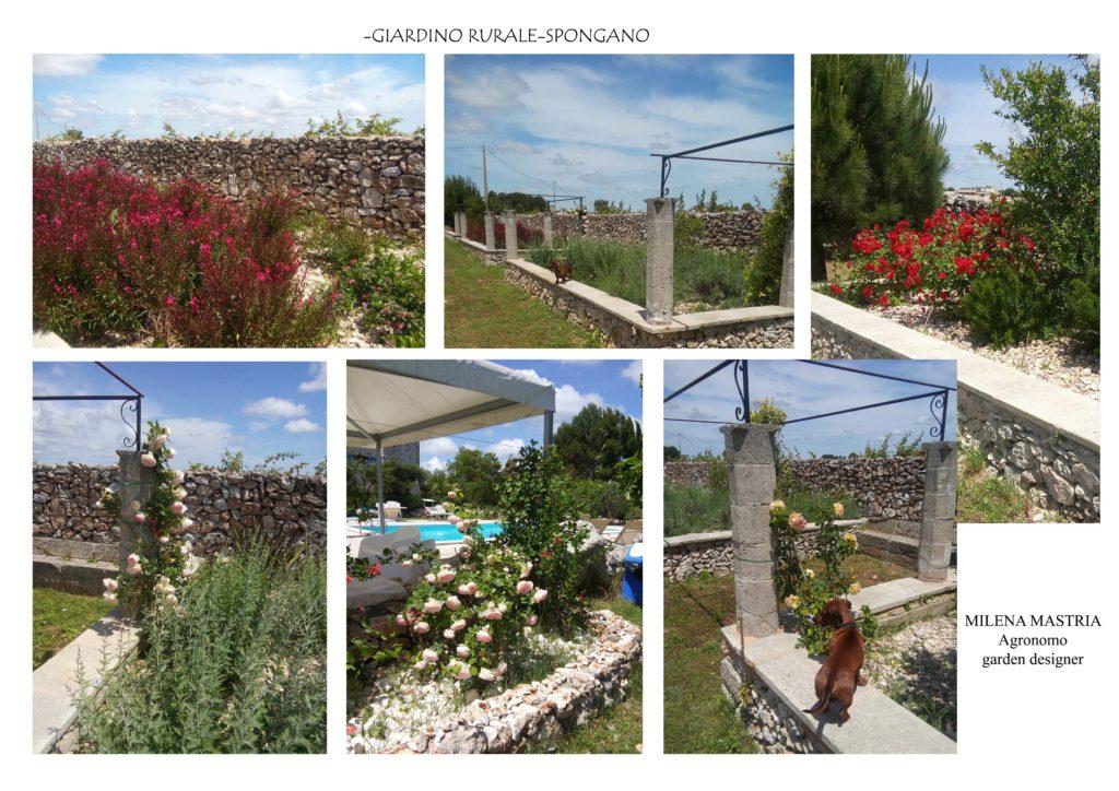 giardino rurale milena mastria garden desiger