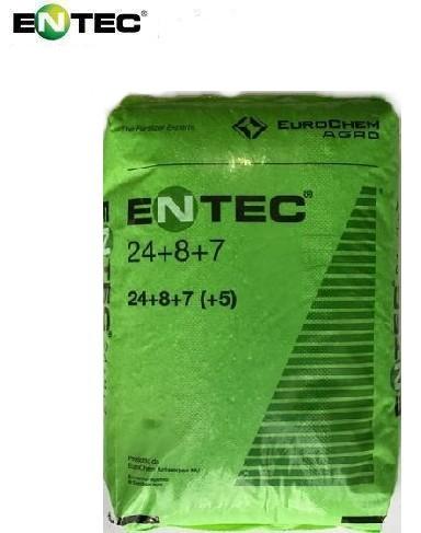 Entec® 24+8+7 (+5) fertilizzante granulare per Prato a lenta cessione centrovivai